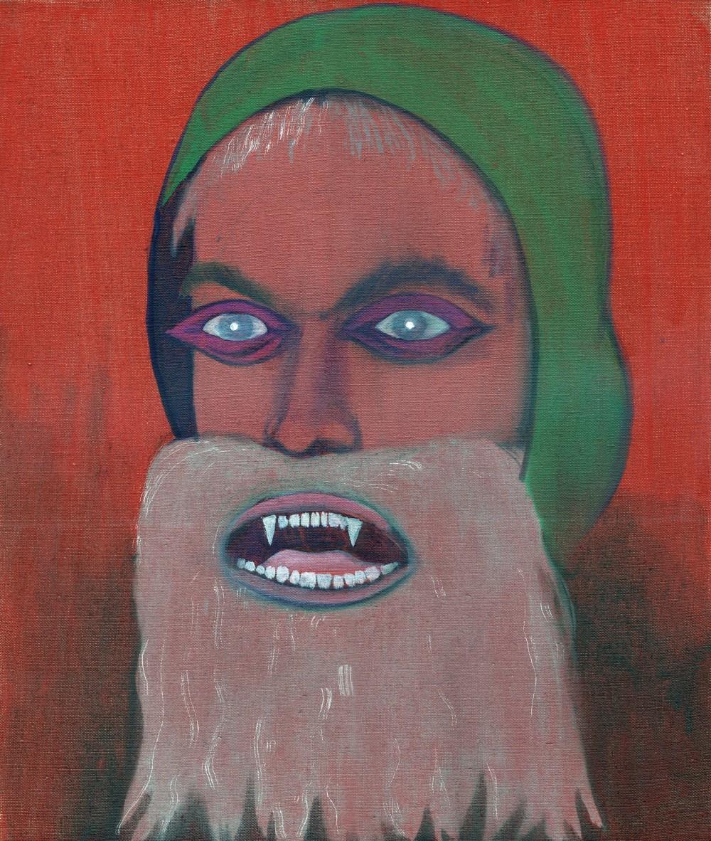 Martin Mannig, This is not the Striezelmarkt, 46 x 39 cm